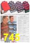 1964 Sears Fall Winter Catalog, Page 745