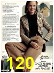 1977 Sears Fall Winter Catalog, Page 120