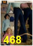 1979 Sears Fall Winter Catalog, Page 468