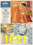 1973 Sears Fall Winter Catalog, Page 1021