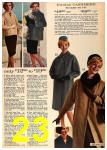 1962 Sears Fall Winter Catalog, Page 23