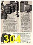 1969 Sears Spring Summer Catalog, Page 304