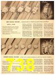 1949 Sears Spring Summer Catalog, Page 738