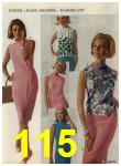 1965 Sears Spring Summer Catalog, Page 115