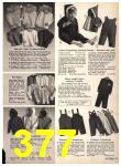 1969 Sears Fall Winter Catalog, Page 377