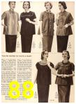 1956 Sears Fall Winter Catalog, Page 88