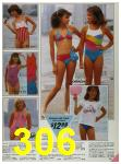 1985 Sears Spring Summer Catalog, Page 306