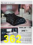 1989 Sears Home Annual Catalog, Page 362