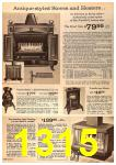 1963 Sears Fall Winter Catalog, Page 1315