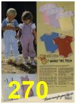 1984 Sears Spring Summer Catalog, Page 270