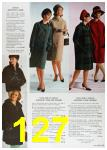 1964 Sears Fall Winter Catalog, Page 127