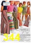 1972 Sears Spring Summer Catalog, Page 344