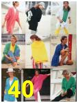 1993 Sears Spring Summer Catalog, Page 40