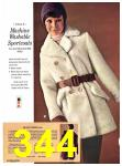 1971 Sears Fall Winter Catalog, Page 344