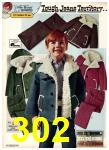 1975 Sears Fall Winter Catalog, Page 302
