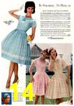 1962 Montgomery Ward Spring Summer Catalog, Page 14