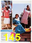 1986 Sears Spring Summer Catalog, Page 145