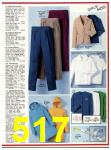 1983 Sears Fall Winter Catalog, Page 517