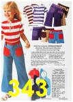 1972 Sears Spring Summer Catalog, Page 343
