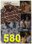 1979 Sears Fall Winter Catalog, Page 580