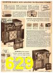 1949 Sears Spring Summer Catalog, Page 629