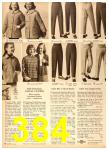 1958 Sears Fall Winter Catalog, Page 384