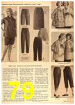 1958 Sears Spring Summer Catalog, Page 79