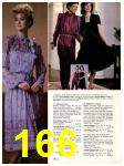1983 Sears Fall Winter Catalog, Page 166