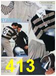 1988 Sears Fall Winter Catalog, Page 413