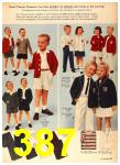 1958 Sears Spring Summer Catalog, Page 387