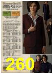 1980 Sears Fall Winter Catalog, Page 260