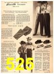 1960 Sears Fall Winter Catalog, Page 525