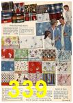 1962 Sears Fall Winter Catalog, Page 339