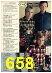 1976 Sears Fall Winter Catalog, Page 658