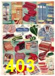 1952 Sears Christmas Book, Page 403