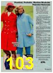 1975 Sears Spring Summer Catalog, Page 103