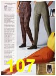 1967 Sears Fall Winter Catalog, Page 107