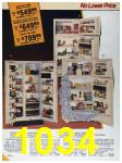 1985 Sears Fall Winter Catalog, Page 1034