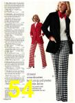 1975 Sears Spring Summer Catalog, Page 54