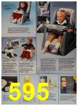 1988 Sears Spring Summer Catalog, Page 595
