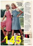 1977 Sears Spring Summer Catalog, Page 145