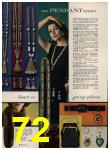 1962 Sears Spring Summer Catalog, Page 72