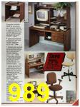 1986 Sears Fall Winter Catalog, Page 989