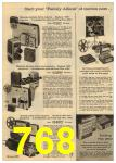 1961 Sears Spring Summer Catalog, Page 768