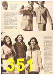 1960 Sears Fall Winter Catalog, Page 351