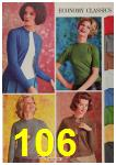 1962 Sears Fall Winter Catalog, Page 106