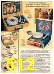 1980 Sears Christmas Book, Page 512