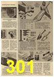 1961 Sears Spring Summer Catalog, Page 301