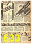 1940 Sears Fall Winter Catalog, Page 633