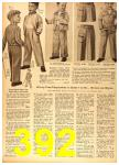 1958 Sears Spring Summer Catalog, Page 392
